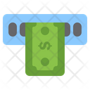 Money Withdrawal Atm Card Atm Icon