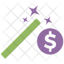 Money Wizard Money Currency Icon