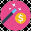 Money Wizard Icon