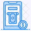 Cash Back Moneyback Transaction Fee Icon
