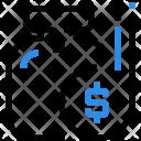Moneybag Savings Cash Icon