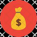 Moneybag Cash Money Icon