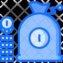 Bag Moneybag Money Icon
