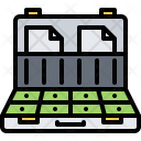 Case Bank Note Icon