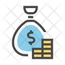 Moneybag Money Bag Icon