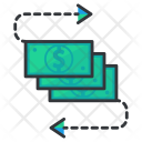 Moneyflow Money Flow Icon
