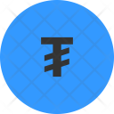 Mongolian Tughrik Currency Icon