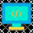 Code Coding Program Icon
