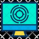 Radar Sign System Radar Satelite Signalmilitary Icon