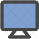 Monitor Lcd Screen Icon