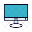 Monitor Display Screen Icon