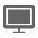 Monitor Manufacturing Monitoring Icon