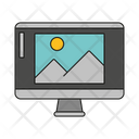 Photo Editing Software Icon
