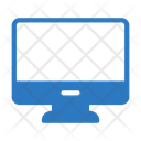 Lcd Screen Device Icon