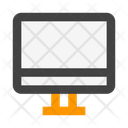 Monitor Screen B Icon