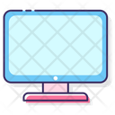 Mmonitor Monitor Screen Icon