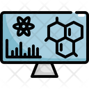 Monitor Scientific Laboratory Icon
