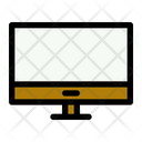 Monitor Screen Technology Icon