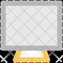 Monitor Lcd Screen Icon