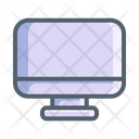 Electronic Monitor Computer Icon