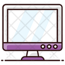 Monitor Screen Output Device Icon