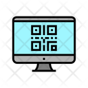 Qr Code Computer Icon