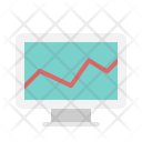 Monitor Business Ui Icon