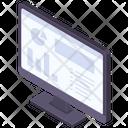 Monitor Computer Work Icon
