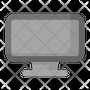 Monitor Computer Screen Icon