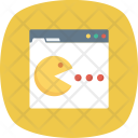 Monitor Onlinegame Pacmangame Icon