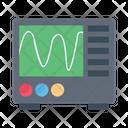 Monitor Screen Device Icon