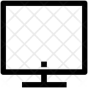 Monitor Lcd Led Icon