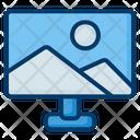 Monitor Screen Ui Icon