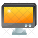 Lcd Monitor Computer Icon