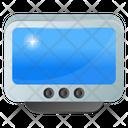 Screen Lcd Monitor Icon