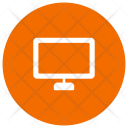Lcd Screen Monitor Icon