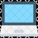 Led Monitor Screen Icon