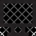 Led Lcd Display Icon