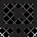 Cursor Screen Lcd Icon