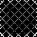 Monitor Lcd Flat Icon