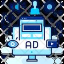 Monitor Ads Icon