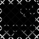 Monitor Ai Icon