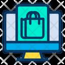 Monitor Bag Icon
