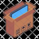 Monitor Box Icon