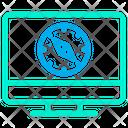 Monitor Compass Icon