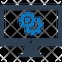Monitor configuration Icon