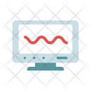 Monitor heart-rate Icon