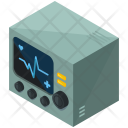 Heartrate Monitor Heartbeat Icon