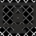 Ddos Monitor Safety Icon