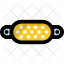 Monitor port Icon